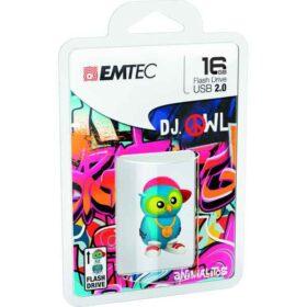 Emtec USB 2.0 M341 16GB DJ Owl (ECMMD16GM341)