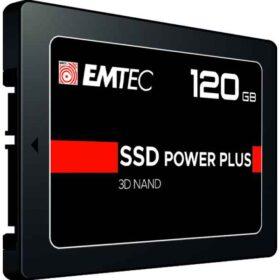 Emtec Interni SSD X150 120 GB 3D NAND 2,5 SATA III 500 MB / s ECSSD120GX150