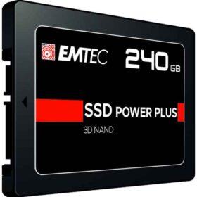 Emtec Interni SSD X150 240 GB 3D NAND 2,5 SATA III 500 MB / s ECSSD240GX150