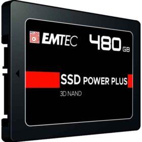 Emtec Interni SSD X150 480 GB 3D NAND 2,5 SATA III 500 MB / s ECSSD480GX150
