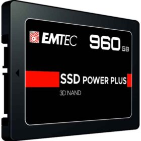 Emtec Interni SSD X150 960 GB 3D NAND 2,5 SATA III 500 MB / s ECSSD960GX150