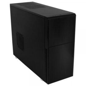 Nanoxia PC- Gehäuse Deep Silence 2 Dark Black NXDS2B