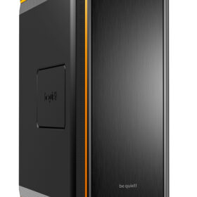 BeQuiet PC- Gehäuse Dark Base 900 Orange BG010