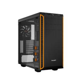 BeQuiet PC- Gehäuse Pure Base 600 Window Orange BGW20