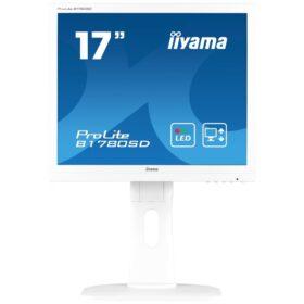 IIYAMA 43,2 cm (17) B1780SD-W1 54 DVI bijeli lift Spk. B1780SD-W1