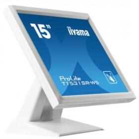 IIYAMA 38,1 cm (15) T1531SR-W5 43 Dodirni HDMI + DP bijeli T1531SR-W5