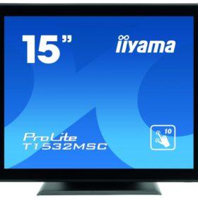 IIYAMA 38,1 cm (15) T1532MSC-B5AG 43 M-Touch HDMI + DP + USB T1532MSC-B5AG