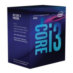 CPU Intel Core i3-8300 / LGA1151v2 / Box - BX80684I38300