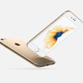 Apple iPhone 6s 16GB Gold! Obnovljeno! MKQL2
