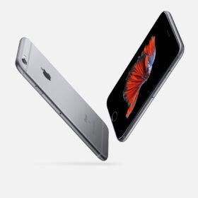 Apple iPhone 6s plus 16 GB Space Gray! RENOVIRANO! MKU12