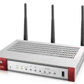 Usmjerivač ZyXEL ZyWALL USG 20W-VPN Uređaj vatrozida 5xSSL USG20W-VPN-EU0101F