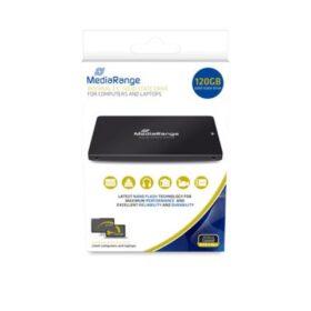 MediaRange SSD 120 GB USB 2.5 Intern Schwarz MR1001