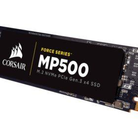 CORSAIR SSD 480 GB M.2 PCI-E NVMe MP500 u maloprodaji CSSD-F480GBMP500