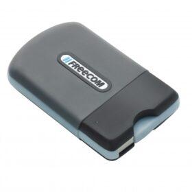 Freecom SSD 128GB Tough Drive MINI USB 3.0 Schwarz / Blau Retail 56344