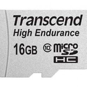 Transcend MicroSD / SDHC kartica 16 GB High Endurance Class10 TS16GUSDHC10V