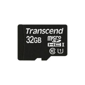 Transcend MicroSD / SDHC kartica 32 GB UHS1 bez prilagodbe. TS32GUSDCU1