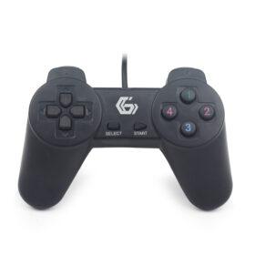 Gamepad Gembird USB Gamepad 10 Tasten 4-Wege Digital Pad JPD-UB-01
