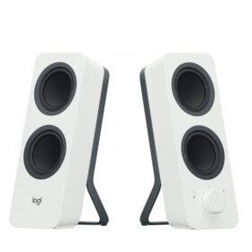 Logitech Z207 Bluetooth računalni zvučnici ISKLJUČENI BIJELO EMEA 980-001292