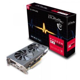 AMD Sapphire 8GB RX570 PULSE 8G 2xH / 2xDP - 11266-66-20G