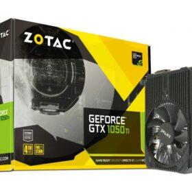Zotac GTX 1050 TI Mini 4096MB, PCI-E, DVI, HDMI, DP ZT-P10510A-10L