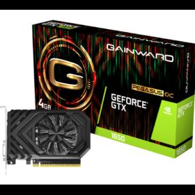 Gainward GTX1650 4GB Pegasus OC DVI / HDMI DDR5 u prodaji 4450