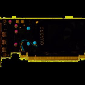 Fujitsu NVIDIA Quadro P400 2 GB, niskoprofilni S26361-F4066-L401