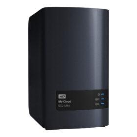 NAS poslužitelj WD 16TB My Cloud EX2 Ultra WDBVBZ0160JCH-EESN