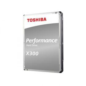 Maloprodajni komplet Toshiba HDD X300 3,5 10TB srebrni HDWR11AEZSTA