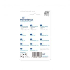 MediaRange SDHC kartica 16 GB Cl.10 MR963