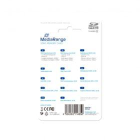 MediaRange SDHC kartica 32 GB Cl.10 MR964
