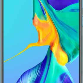Huawei P30 Dual Sim 128 GB kristal za disanje DE - 51093NEA