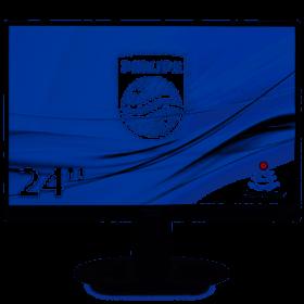 Philips 24 241B7QPJEB LED zaslon VGA, HDMI, DP, - 241B7QPJEB / 00