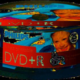 DVD + R Philips 4,7 GB 25kom spindel 16x za ispis DR4I6B25F / 00