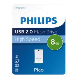 Philips USB stick 8 GB 2.0 USB pogon Pico FM08FD85B / 00