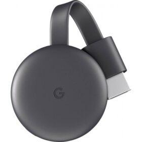Google Chromecast Streaming Dongle WIFI Black NL GA00439-NL
