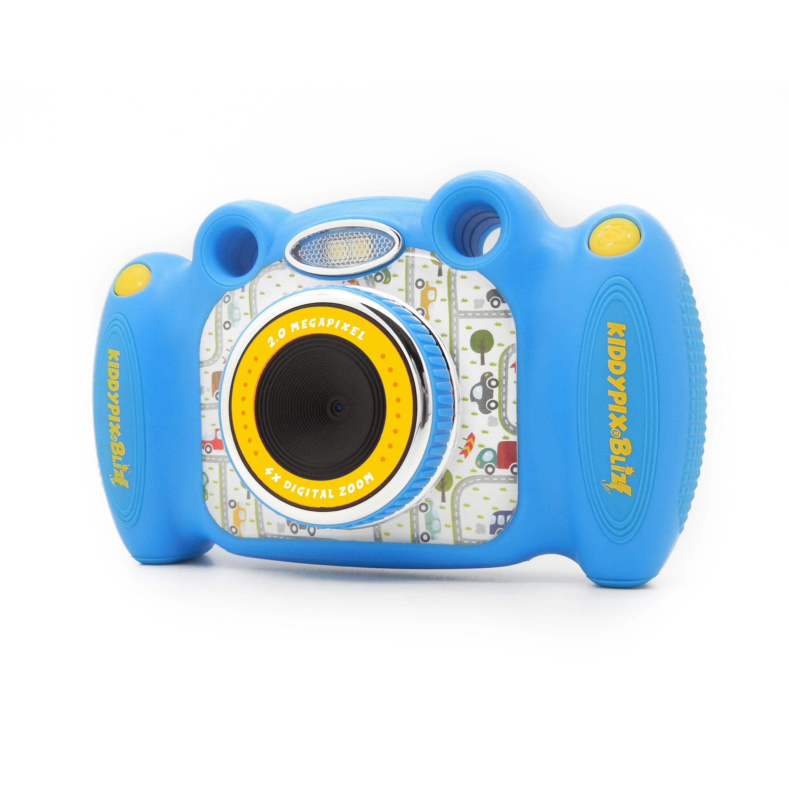 Easypix Kinder Digitalkamera KiddyPix Blizz (plava)