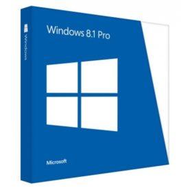 Microsoft MS SB Windows 8.1 Pro 64bit [ES] DVD FQC-06998