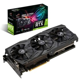 Asus VGA GeForce® RTX 2060 6GB Strix 90YV0CI2-M0NA00