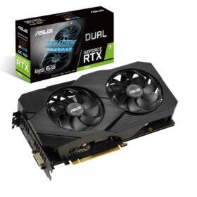Asus VGA GeForce® RTX 2060 6 GB Dual Advanced EVO 90YV0CH3-M0NA00