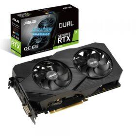 Asus VGA GeForce® RTX 2060 6 GB Dual OC EVO 90YV0CH2-M0NA00