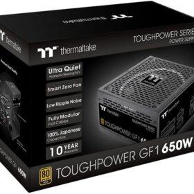 PC- Netzteil Thermaltake TOUGHPOWER GF1 650W TT Premium   PS-TPD-0650FNFAGE-1