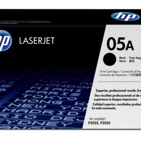 HP 05A - 2300 stranica - crna - 1 kom CE505A