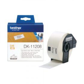 Brat Adresa Etikettenrolle DK11208 | - DK11208