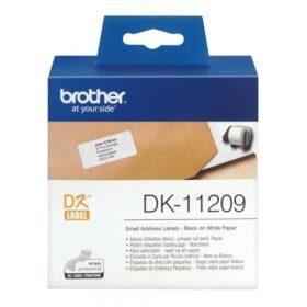 Brat Adresa Etikettenrolle DK11209 | - DK11209
