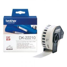 Brother Endlosetiketten DK22210 | Brat - DK22210