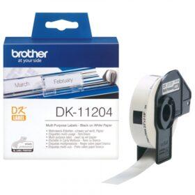 Brother Adresstiketten DK11204 | Brat - DK11204