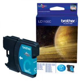 Brother LC LC1100C - Original spremnik s tintom - cijan - 5,5 ml LC1100C