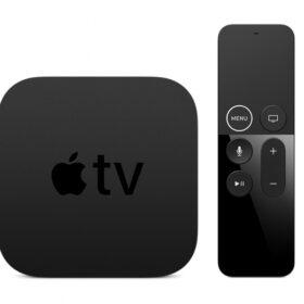 APPLE TV 4K Gen. 5 Digitaler Multimedijski prijamnik 32 GB MQD22FD / A