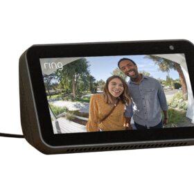 Amazon Echo Show 5 Black DE (njemački, UK, japanski) B07KD6624B