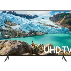 Samsung 55 140 cm LCD-TV 139,7 cm 4K HDR Smart TV UE55RU7172UXXH
